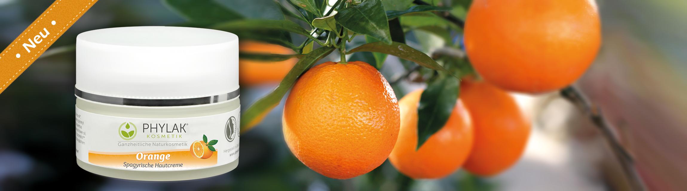Kosmetik-Orange